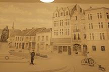 Begijnhof, Dendermonde, Belgium