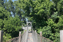 The Swinging Bridge, Pawhuska, United States