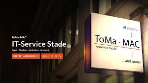 ToMa·MAC | Mac & IT Service Stade