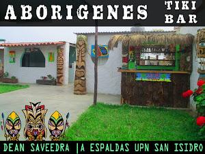 Aborigenes Tiki Bar 1