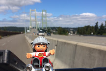 Tacoma Narrows Bridge, Tacoma, United States