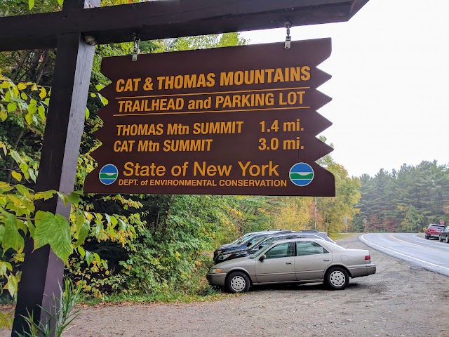 Cat & Thomas Trailhead