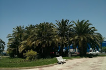 Paseo Canalejas, Cadiz, Spain
