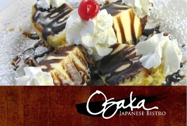 Osaka Japanese Restaurant