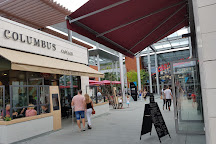 Shopping Center - Polygone Riviera, Cagnes-sur-Mer, France