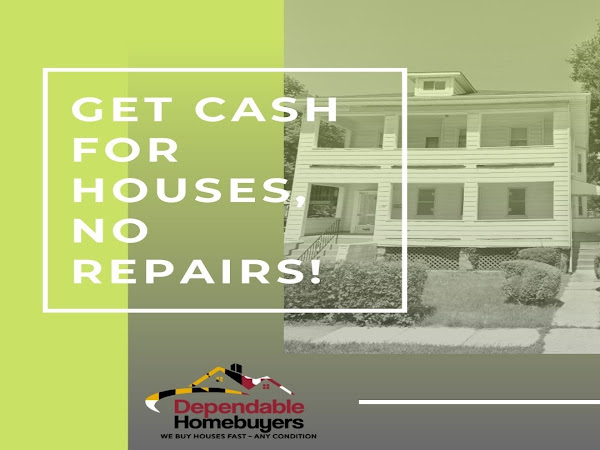 Sell a property without a renovation