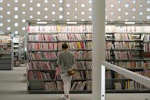 Kanazawa Umimirai Library, Kanazawa, Japan
