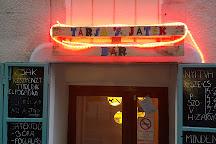 Tarsa's Jatek Bar, Budapest, Hungary