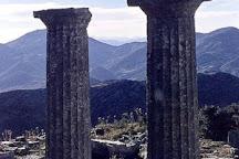 Temple of Apollo Epicurius at Bassae, Andritsaina, Greece