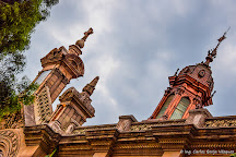 Iglesia de Nuestra Senora de Guadalupe, Mexico City, Mexico