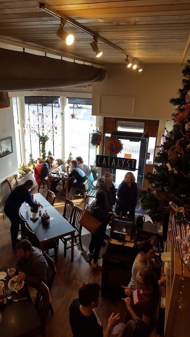 The Catalyst Cafe & Espresso Bar