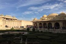 Sheesh Mahal (Hall of Mirrors), Amer, India