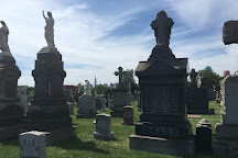 First Calvary Cemetery, Woodside, United States