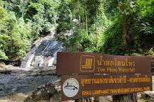 Ton Prai Waterfall, Thai Mueang, Thailand
