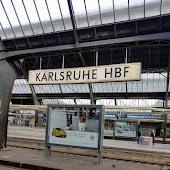 Станция   Karlsruhe