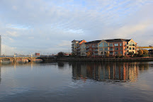 River Lagan, Belfast, United Kingdom
