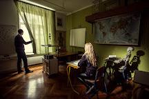 Escape Room Enigmarium, Ljubljana, Slovenia