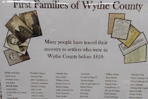Wythe County Historical and Genealogical Research Center, Wytheville, United States