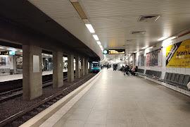 Станция метро  Frankfurt(M)Hauptwache