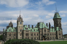 Parliament Hill and Buildings, Ottawa, Canada