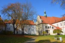 Minorite Monastery, Cesky Krumlov, Czech Republic