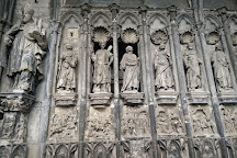 Notre Dame Cathedral in Tournai, Tournai, Belgium
