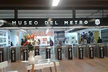 Museo del Metro, Mexico City, Mexico