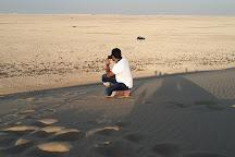 Singing Sand Dunes, Doha, Qatar