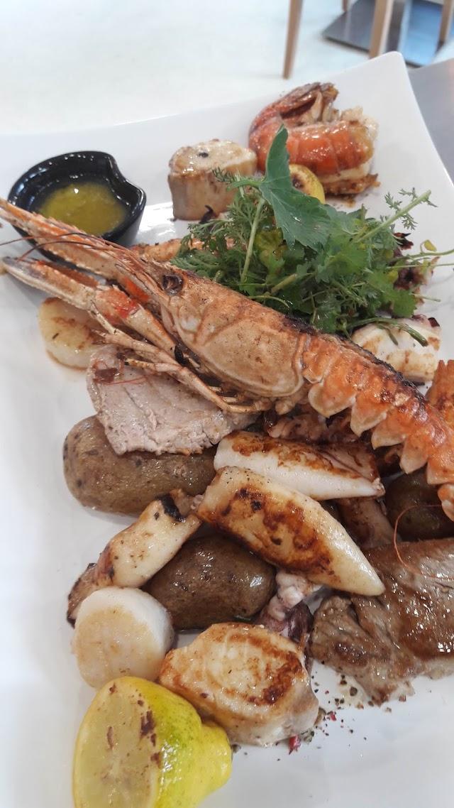 Fischrestaurant Blue Marlin
