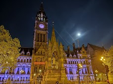 Manchester Town Hall manchester