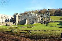 Rievaulx Abbey, Helmsley, United Kingdom