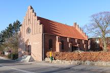 Vor Frue Kirke, Naestved, Denmark