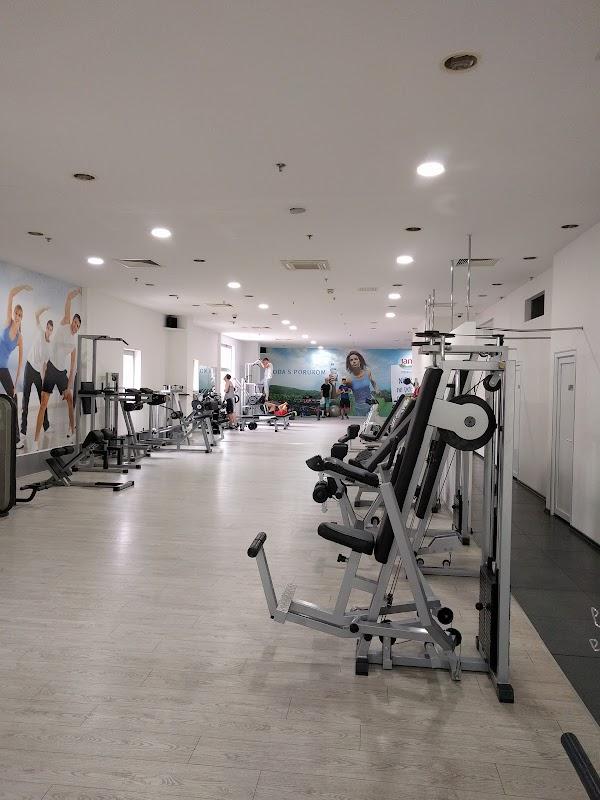 Body Art Fitness Centar Sarajevo 71000 Bosna I Hercegovina