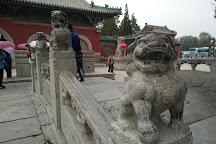 Longxing Temple, Zhengding County, China