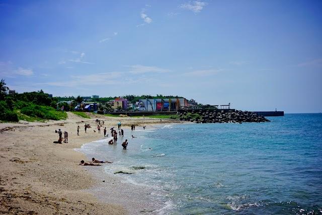 Zhongao Beach