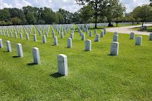 Port Hudson National Cemetery, Zachary, United States
