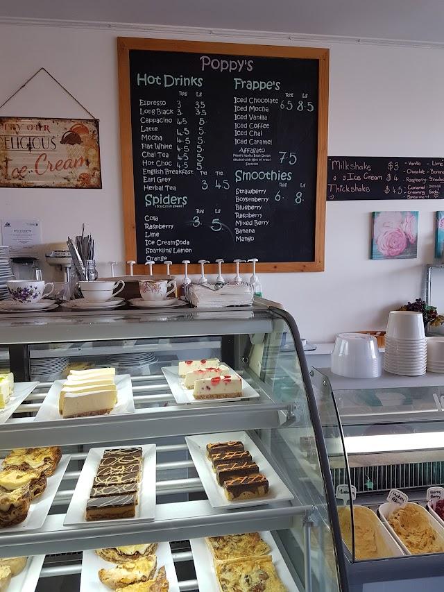 Poppy's Handmade Ice Cream Parlour & Cafe
