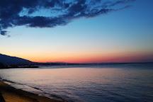 Platamonas Beach, Platamon, Greece
