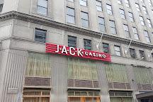 JACK Cleveland Casino, Cleveland, United States