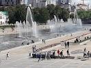 Водонапорная башня на плотинке на фото Екатеринбурга
