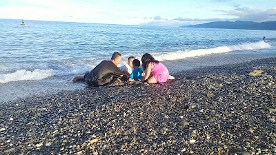 Pantai Wisata Desa Pastina Sanana Kabupaten Kepulauan Sula North Maluku