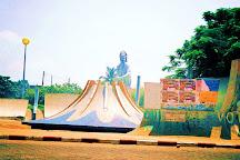 Jardin Place Jean Bayol, Porto-Novo, Benin