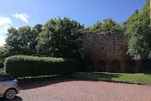 Rosslyn Castle, Roslin, United Kingdom