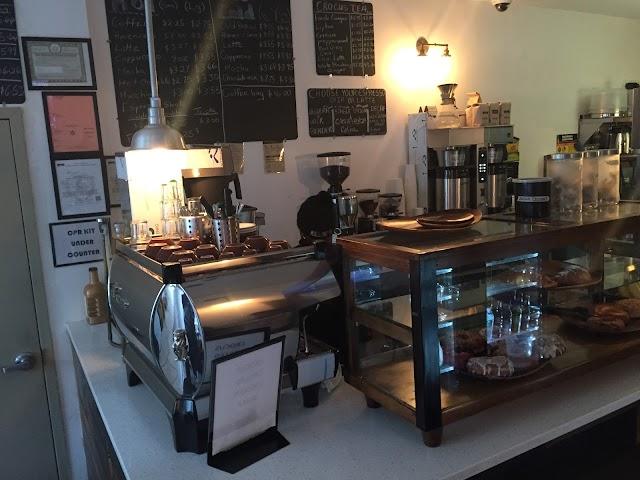 Crocus Coffee & Juice Bar