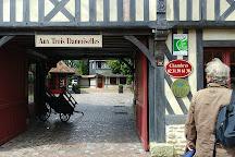Centre Historique de Beuvron-En-Auge, Beuvron-en-Auge, France