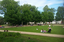 Parc Theodore Monod, Le Mans City, France