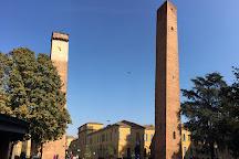 Torri medioevali, Pavia, Italy