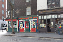 Pollock's Toy Museum & Shop, London, United Kingdom