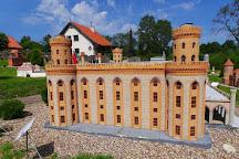 Kaszubski Miniature Park, Mirachowo, Poland