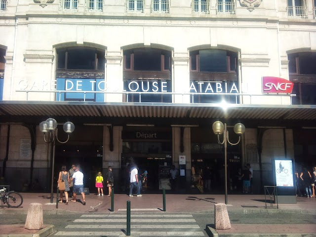 Gare Toulouse Matabiau - Boulevard Pierre Semard